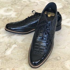 Stacy Adams Wingtip Oxford Dress Shoes - BNWOT